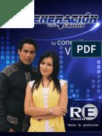 Programa Juvenil Generacion Con Vision