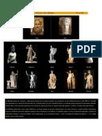 Mitologia Griega (Dioses Del Olimpo)