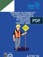 FF OHSAS 18000 2012 I AQP