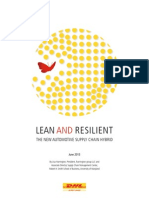 Auto WP Lean and Resilient