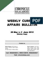 28 May 3 June Weekly