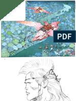 Moebius Giraud Artbook n 0