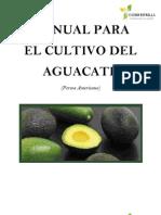 51078273 Manual Para El Establecimiento de Una Huerta de Aguacate