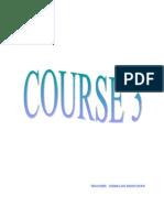 English Course 3