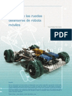 Control de Las Ruedas Delanteras de Robots Moviles