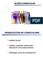 Analisis Curricular
