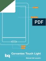 Manual Cervantes Touch Light 4.1.3