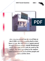MKO Terrorist Operations