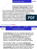 Load Sensing Pumps