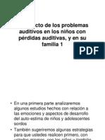 El Impacto de Los Problemas Auditivos 1