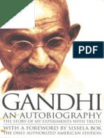 Autobiography of M. K. Gandhi