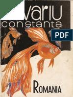 Acvariu Constanța (M.Stanciu 1968)