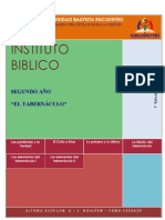 El Tabernaculo IB2013