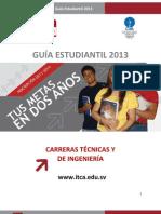 2013 Guia Estudiantil