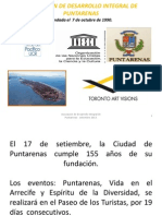Simposios de arte público - 155 aniversario de fundación de la Ciudad de Puntarenas