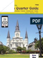 French Quarter Guide August 2013