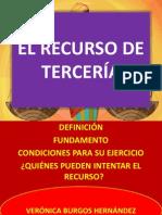 TERCERIA - presentacion