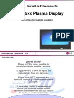 42PC5xx LG Plasma Display Training