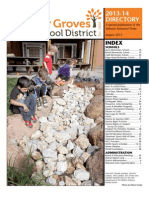 Webster Groves School District Directory 2013-14