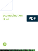 Ge 2008 Ecomagination Report