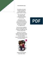 2. Poema Romántico Largo