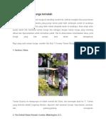 7 Konsep Taman Bunga Terindah