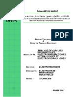 M24 Analyse circuit pneum أ©lectropneumatiq-GE-EMI