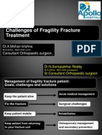 Challenges in Osteoporotic Fracture Management