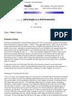 Igreja Presbiteriana Ortodoxa Betel - FÉ REFORMADA E O ARMINIANISMO.pdf2