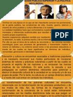CRISIS DE LA EDUCACIÓN PÚBLICA