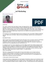 Challenges in Rural Marketingaa
