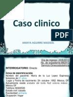 Caso Clinico Gineco