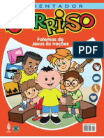 Revista Sorriso - Missões para Crianças