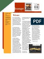 National Archery in the Schools Program Messenger Issue II Volume III August 2013