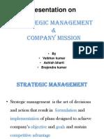 Strategic Management 1.Pptx Vaibhav