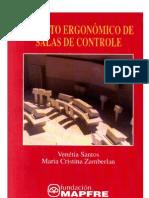 Projeto Ergonomico de Salas de Controle - Livro