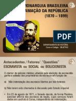 crise da monarquia brasileira e proclamação.pdf