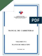 Manual de Carreteras VOL 4