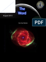 The OAS Word August 2013