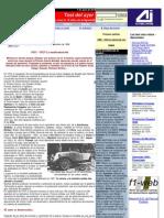 5 Historia del automóvil. La modernización
