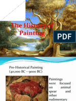 History of Paintings