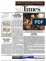 Jewish Times - Volume I,No. 23...July 12, 2002