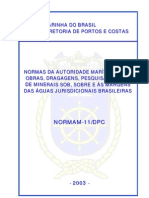 normam11 - OBRAS