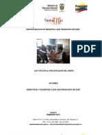 Plan de Gestión de TICS CESFA