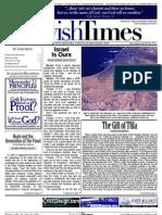 Jewish Times - Volume I,No. 24...July 19, 2002