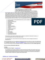 DFW Jobs With Volt