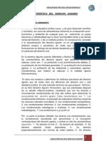 CARACTERÍSTICA   DEL   DERECHO   AGRARIO (Autoguardado)