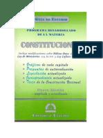 Guia de Estudio de Derecho Constitucional