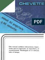 chevrolet chevette manual del propietario y del conductor pdf
