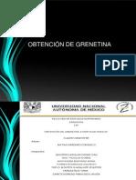 PRESENTACION GRENETINA